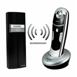 Bezprzewodowy zestaw domofonowy, TECTUM