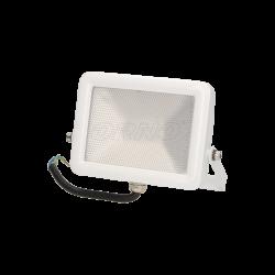Naświetlacz SLIM LED 10W, IP65, biały