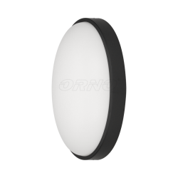 Oprawa ogrodowa RUBIN ELIPTIC LED gładka 8W,3000K