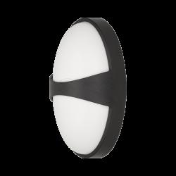 Oprawa ogrodowa RUBIN ELIPTIC LED poziom 8W,3000K