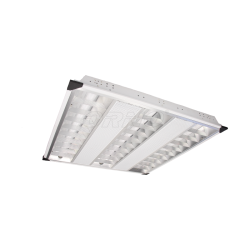 Panel rastrowy STAR LED, 3x8W, 2300lm