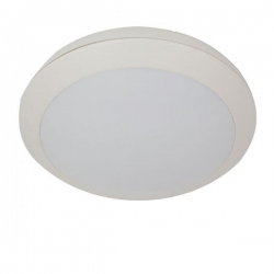 Plafon BRYZA ECO LED, biały, PC, IP66