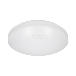 Plafon VEGA LED 2, 16W, biały, PMMA