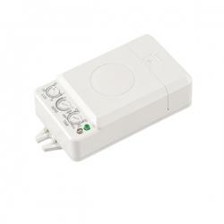 Mikrofalowy czujnik ruchu DC, 24V, IP20