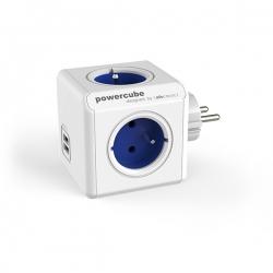 Rozgał. PowerCube 4-kr.gn. E/FR+2xUSB ORGINAL USB