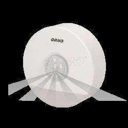 Lampka nocna LED 3W, 230V~ z czujnikiem ruchu