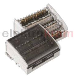 E.4077 modułowy blok rozdzielczy 4P 125A 4x11