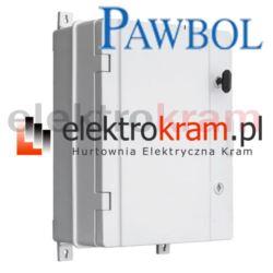 PAWBOL obudowa IP65 35x26x15 C.1601