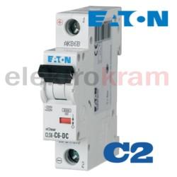 EATON wyłącznik nadprądowy 1 biegunowy C2