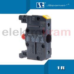 SP łącznik 1R czerwony ST22-01-1
