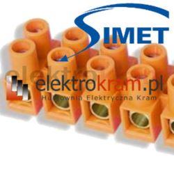 SIMET złączka termoplastyczna 12- torowa 25mm2